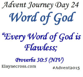 Day 24 Word of God