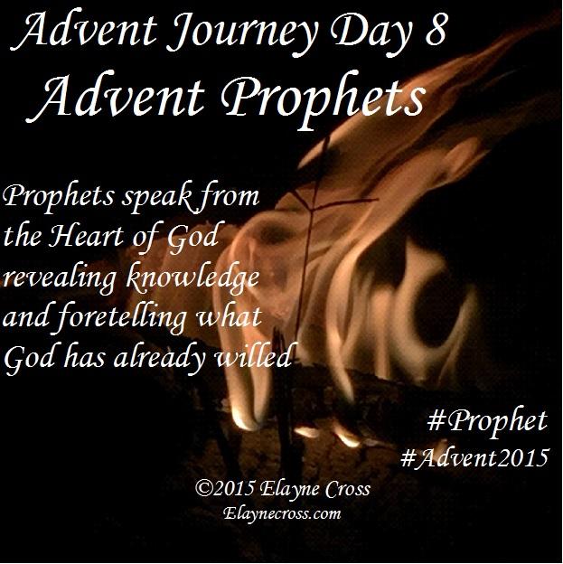 Advent Prophets 2015