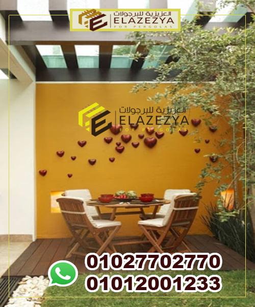 نصائح وأفكار تصاميمجلسات على أسطح المنازل