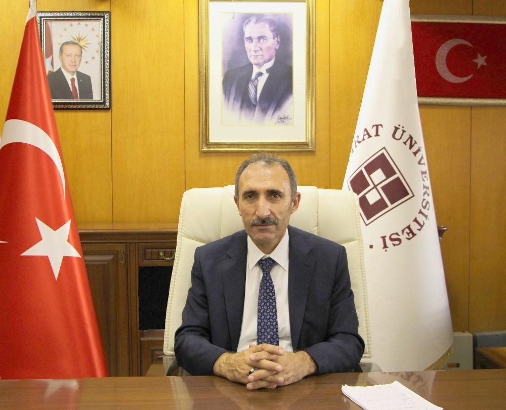 Fırat Üniversitesi, dünyada başarılı üniversiteler arasında