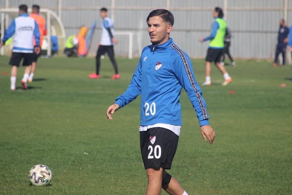 Elazığspor, Cengizhan Akgün'le sözleşmesini 1 yıl uzattı
