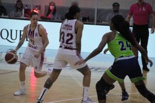 Kadınlar Basketbol Süper Ligi: Elazığ İl Özel İdare: 69 – Nesibe Aydın: 64