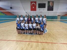 Türkiye Kadınlar Voleybol 2. Ligi: Elazığ Belediyesi Voleybol: 3 – Mezopotamya: 0