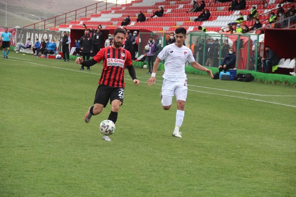 2. Lig: Elazığspor: 0 – Vanspor: 2