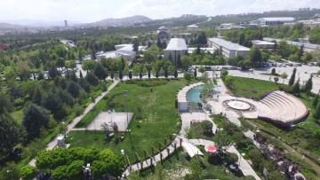 Fırat Üniversitesinde 46 bin fidan toprakla buluşacak