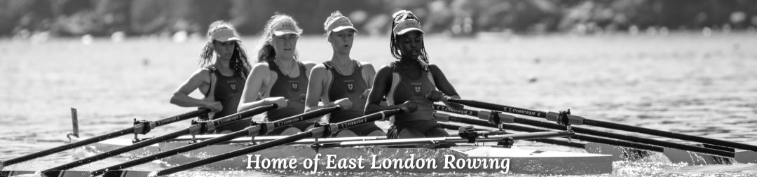 East London Rowing Clubs