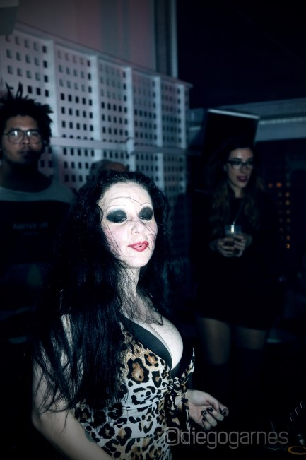 Alaska DJ (Kraken Club, Alicante)