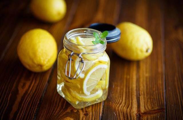 تخليل الليمون الأضاليا وطريقة تحضير الليمون المخلل