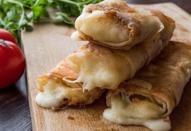 طريقة عمل بوريك الباذنجان من المطبخ التركي