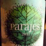 Saludamos a la primavera con Parajes 2011 y Lacrimus rosae 2012