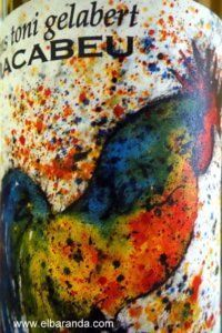Macabeu 2015 de Toni Gelabert