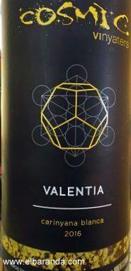 Valentia - Cosmic