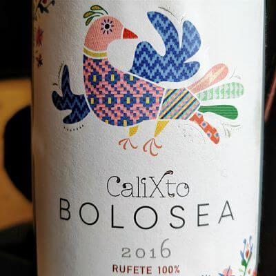 Calixto Bolosea 2016