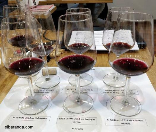 Los vinos de la DO Arlanza en copas