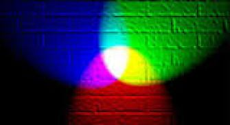 التركيب الطرحي للالوان الضوئية