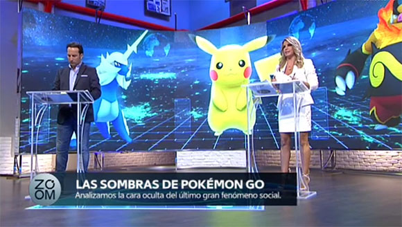 Cuarto Milenio y la fantasmada de Pokémon GO | El blog de Serturjo