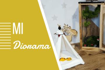 mi-diorama
