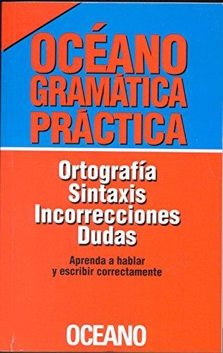 Dicc. Océano Gramática Practica
