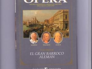El mundo de la Opera (vol. III)