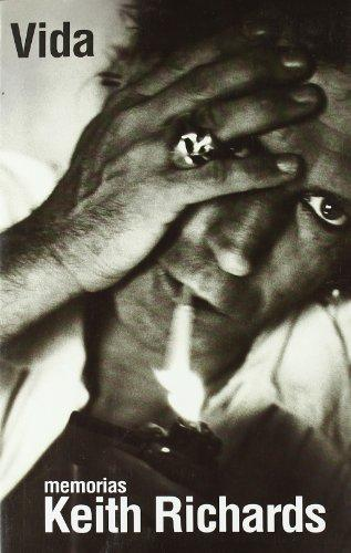Vida memorias de Keith Richards