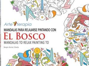 Mandalas para relajarse pintando con El Bosco