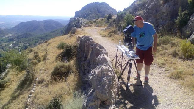 Slider travelling casero