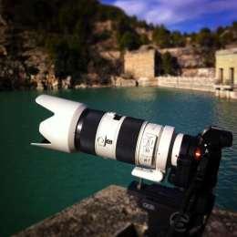 En el timelapse también se pueden utilizar ópticas tele.