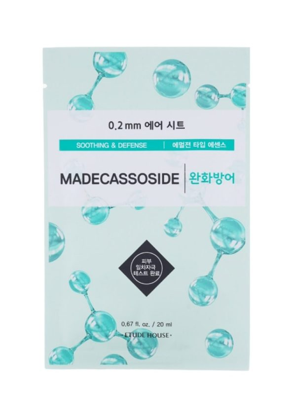 Etude House Therapy Air Mask 0.2-Madecassoside