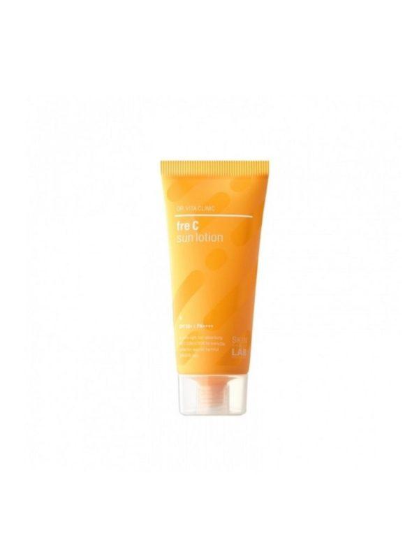skin lab free c sunscreen