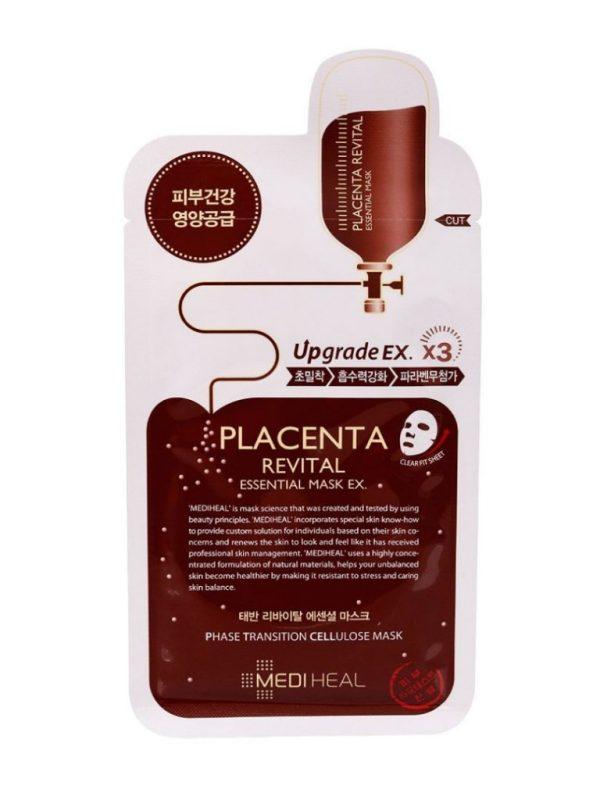 mediheal placenta revital sheet mask