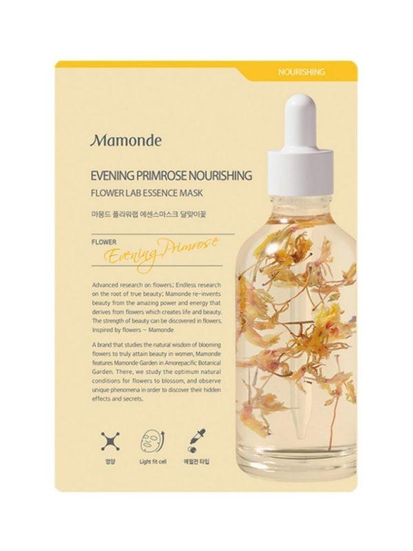 Mamonde evening primrose nourishing sheet mask