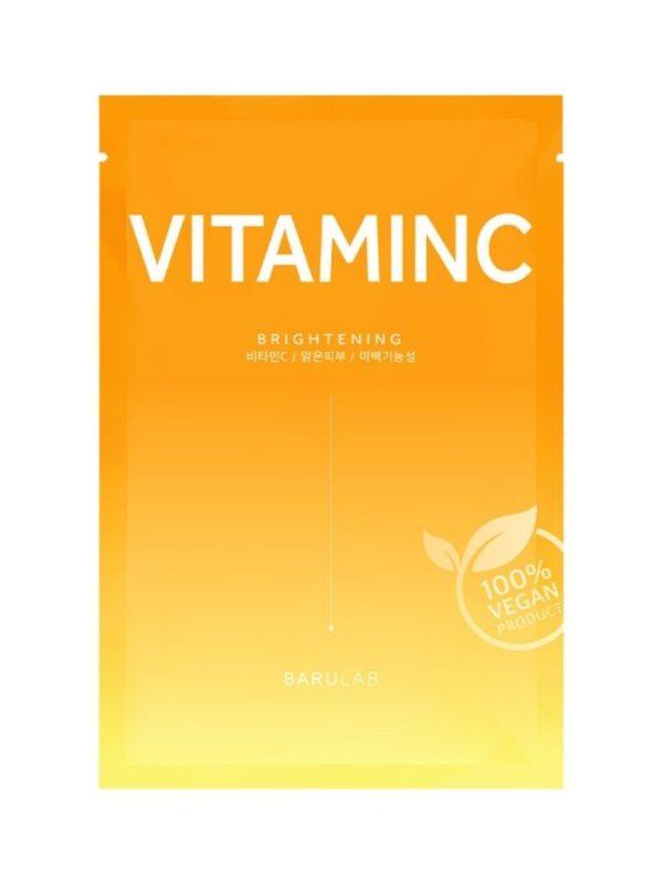 barulab the clean vegan mask vitamin c