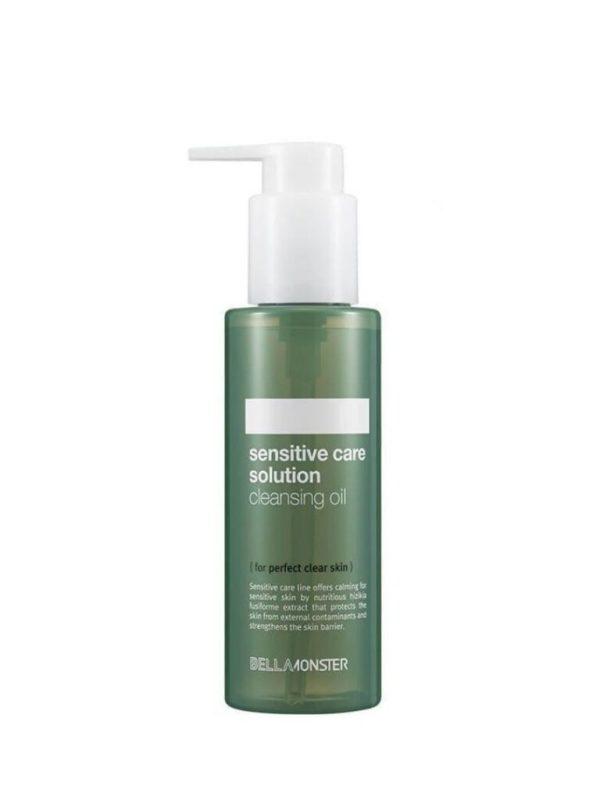 bellamonster sensitive care solution cleansing oil