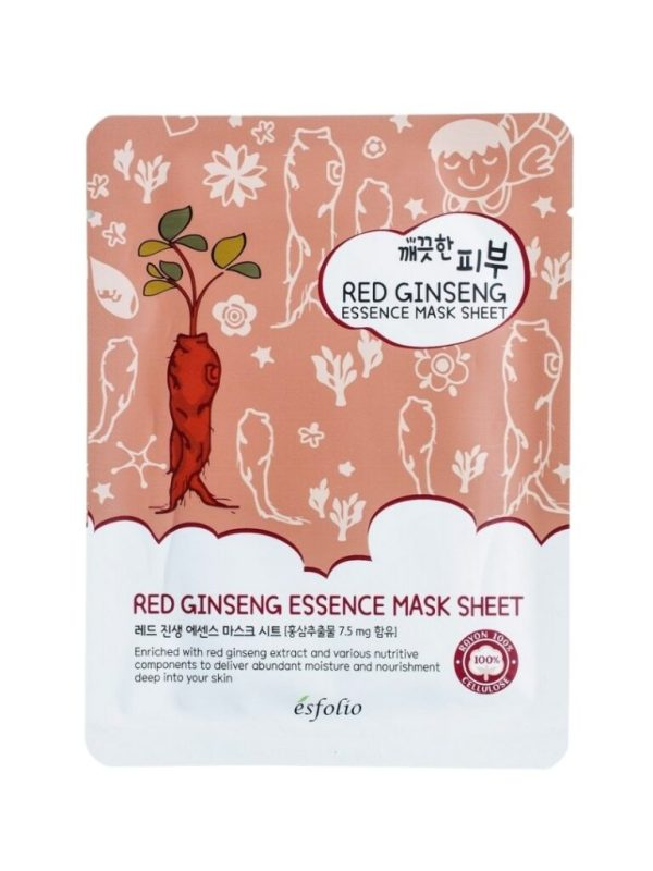 esfolio-red-ginseng-essence-mask-sheet-