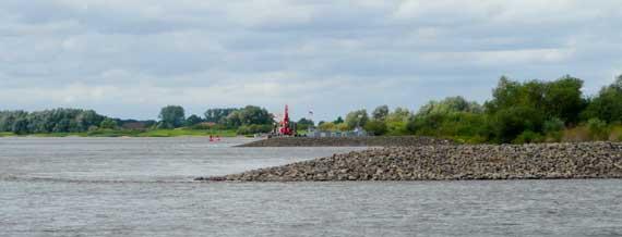 Nun doch Ausbau der Elbe-Reststrecke?