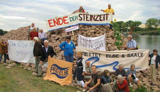 500 Tage nach Verabschiedung: Gesamtkonzept Elbe stockt | Pressemitteilung