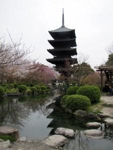 13 027 - Templo Toiji - Kyoto