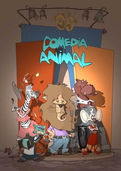 comedia-animal