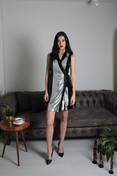 Diane-Von-Furstenberg elbise