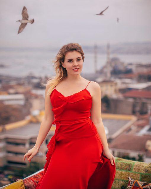 Alfabeta Satılık Abiye Elbise Modelleri