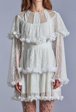 Raisa & Vanessa Trendyol Koleksiyonu Elbise Detay