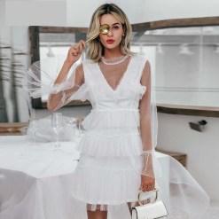 Özel Tasarım Kiralık Mini Elbise Modelleri