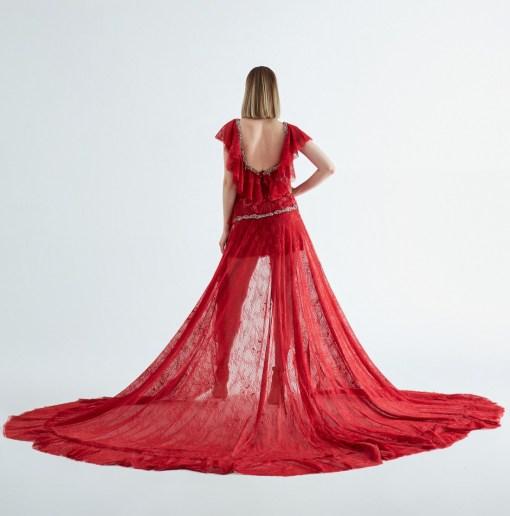 Romantik Kına Elbisesi