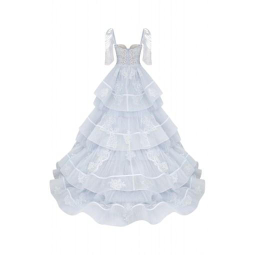 Sagaza Agnez Elbise Kiralık