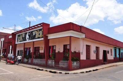 Restaurante Yang Tsé
