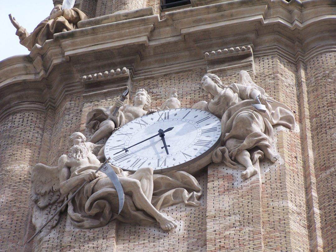 Detalle Reloj - Zaragoza