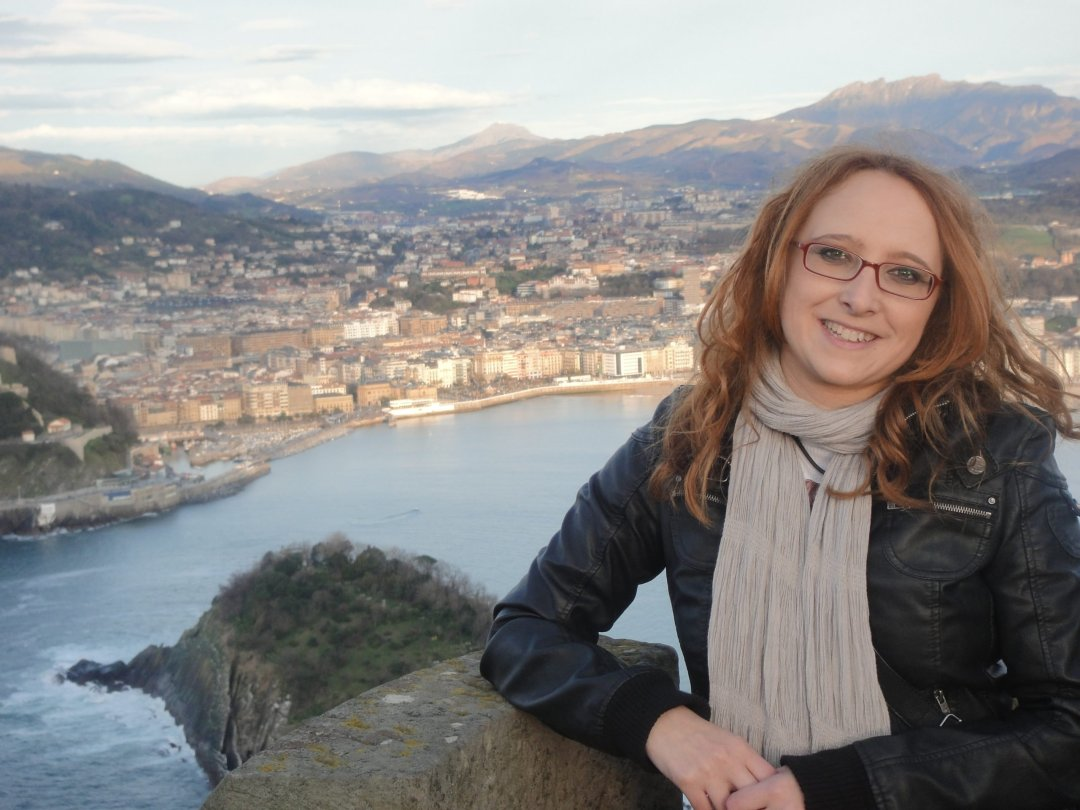Disfrutando San Sebastián