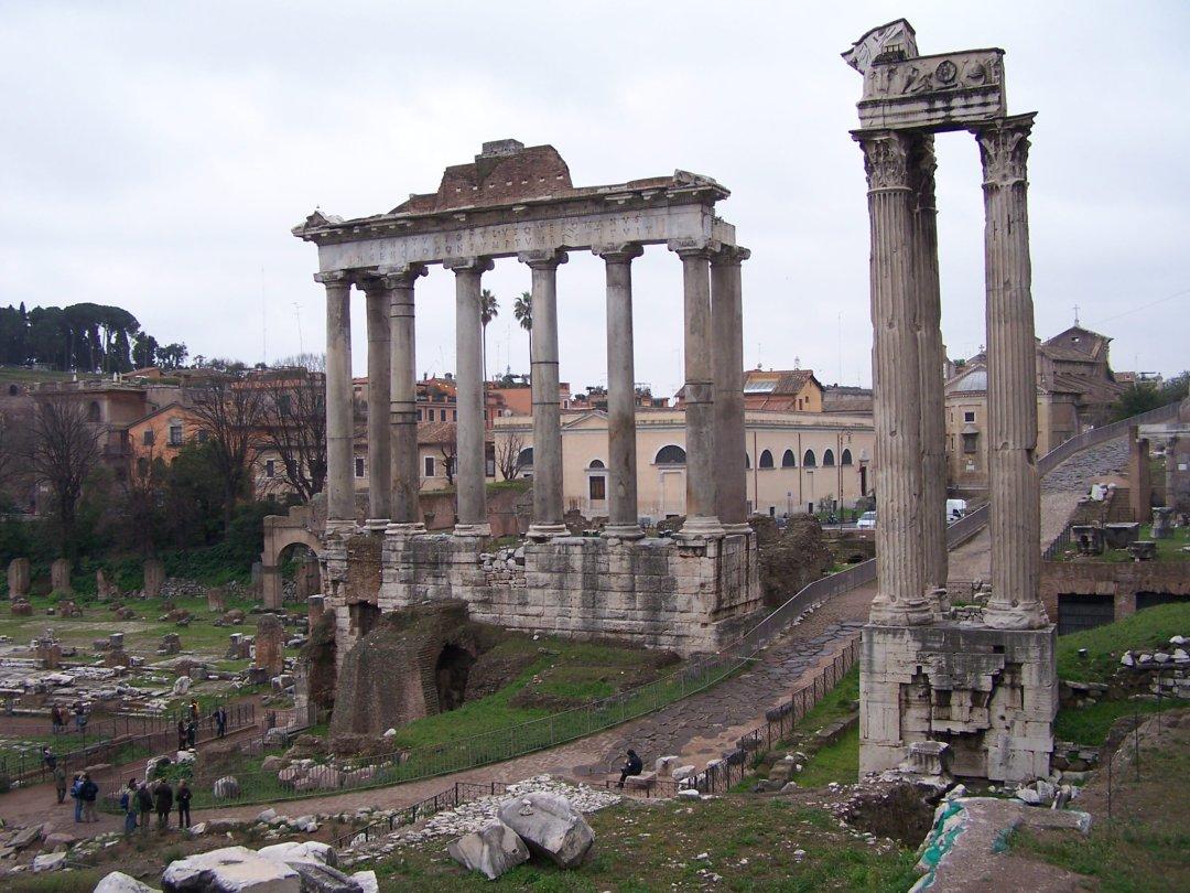 Monte Palatino - Roma