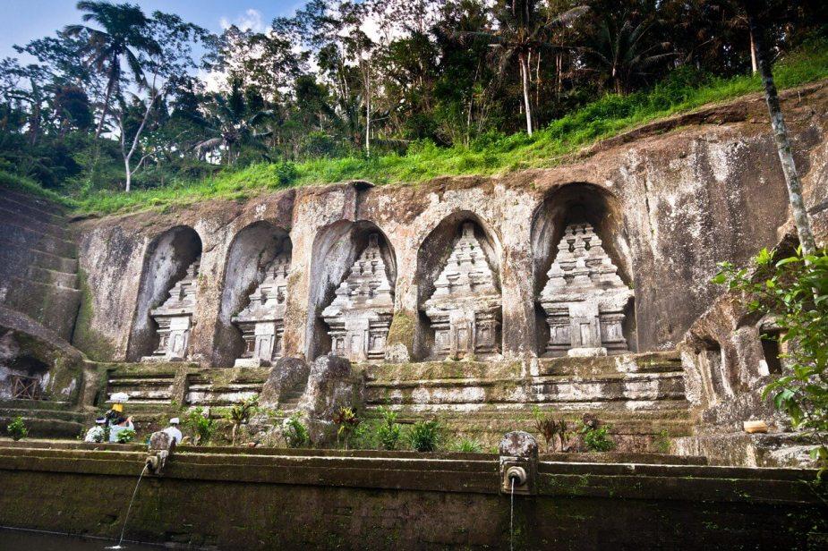Templo Gunung Kawi en Bali
