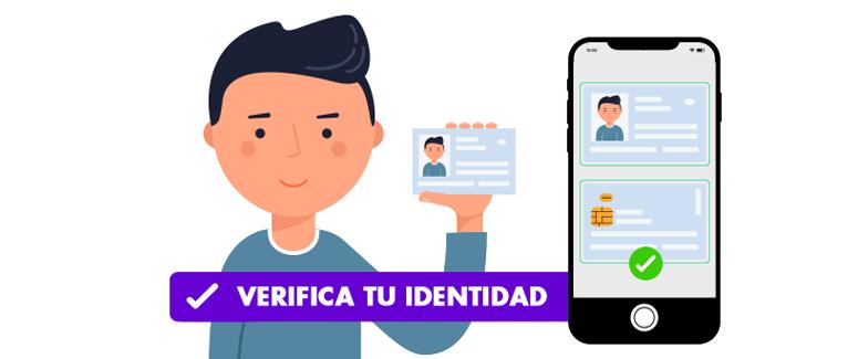 La importancia de verificar tu identidad